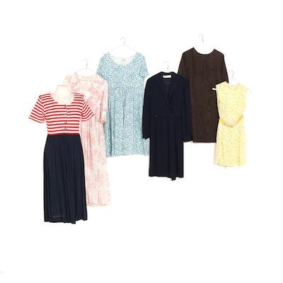 Lilly Pulitzer, Oscar de la Renta, Adele Simpson and More Dresses, Vintage