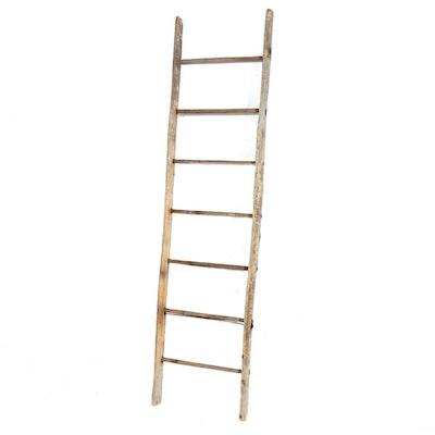 Decorative Antique Wooden Ladder