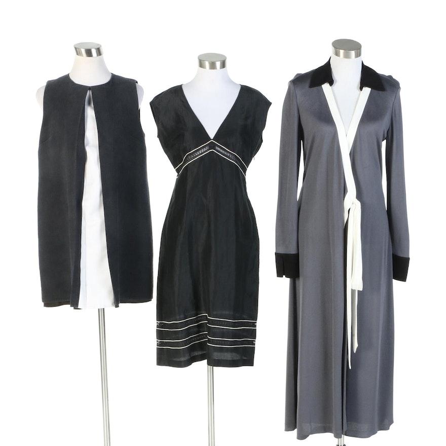 Diane von Furstenberg, Rachel Zoe and Tocca Dresses