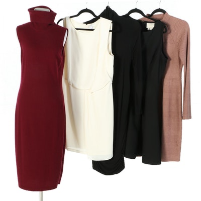 Kate Spade, Halston, Autumn Cashmere, Walter Baker and Halogen Dresses