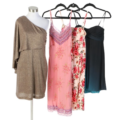 Betsey Johnson, Halston, Beverly Meke and XScape Cocktail Dresses