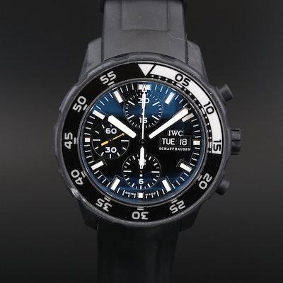 IWC Aquatimer Chronograph Galapagos Island Edition Wristwatch