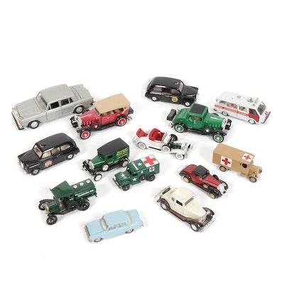 Corgi, Liberty Classics, Llado and More Die Cast Cars