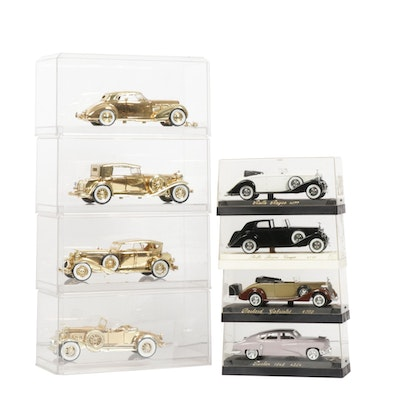 Solido and Signature Diecast Model Cars