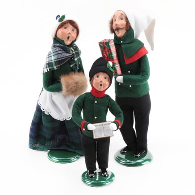 Byers' Choice Handmade Carolers