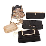 Morris Moskowitz, Nicholas Reich and Other Evening Bags, Vintage