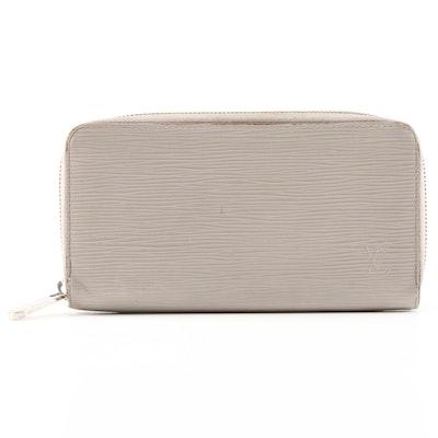 Louis Vuitton Zippy Wallet in Epi Leather