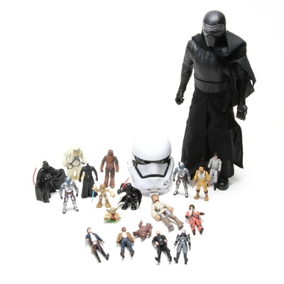 Lucasfilm Star Wars Action Figures