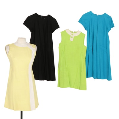 Jessica Howard, Royal Lynne, Sloat and More Shift Dresses, Vintage