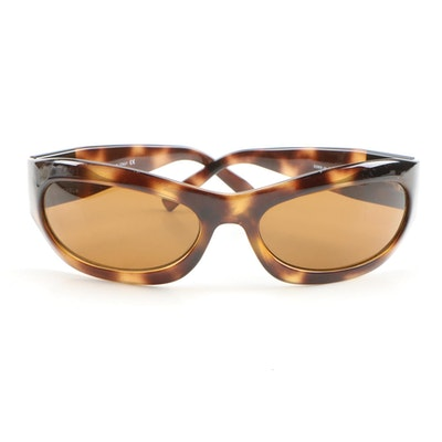 Chanel 5069-H Sunglasses in Tortoise with Case