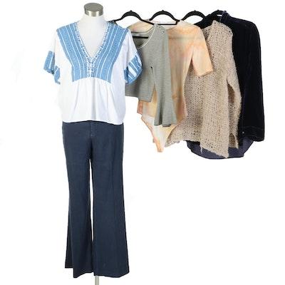 NYDJ, Love Sam, A.L.C., M.i.h. Jeans and Alix Casual Separates
