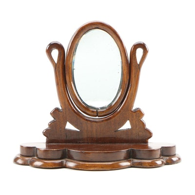 """""""Jamaican Originals"""" Mahogany Vanity Mirror"""
