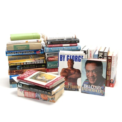 Fiction and Nonfiction Books