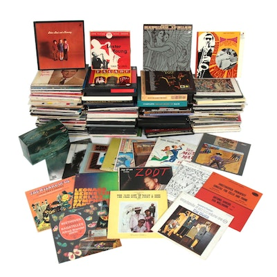 Classical, Children's and Other Vinyl Records and CDs