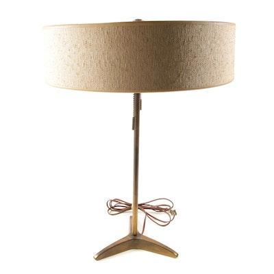 Mid Century Modern Gerald Thurston for Stiffel Table Lamp