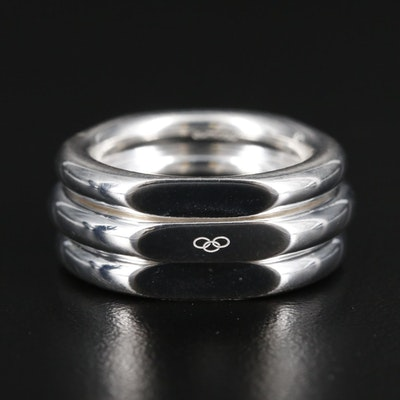 Links of London Sterling Silver Spinner Ring