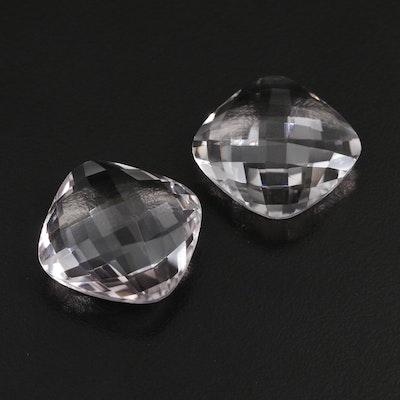 Loose 49.40 CTW Amethyst Gemstones