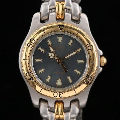 Citizen Elegance Two Tone Quartz Wristwatch
