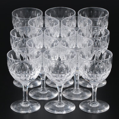 "Stuart Crystal ""Clifton Park"" Port Wine Glasses, 1955–1984"