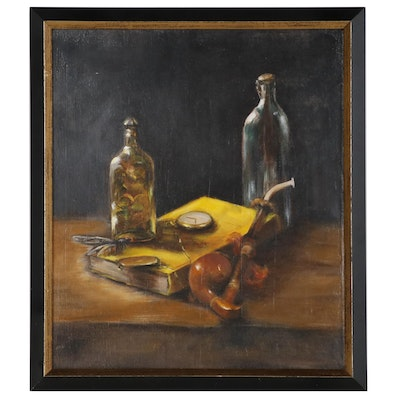 Patricia Perry Still Life Oil Painting