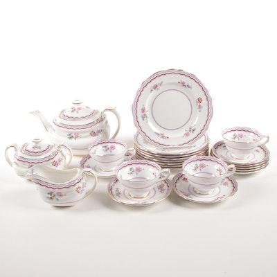 Spode Copeland Sheraton Designs Bone China Dinner and Tea Service Pieces