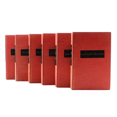 """""""The Second World War"""" by Winston Churchill, Complete Set"""