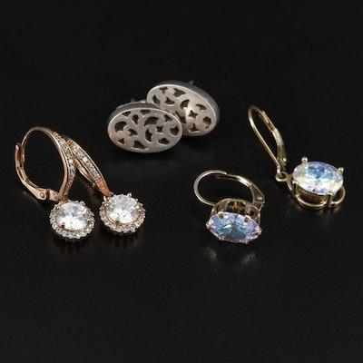 Assortment of Sterling Earrings