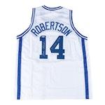Oscar Robertson Signed Cincinnati Royals NBA Replica Basketball Jersey, PSA/DNA