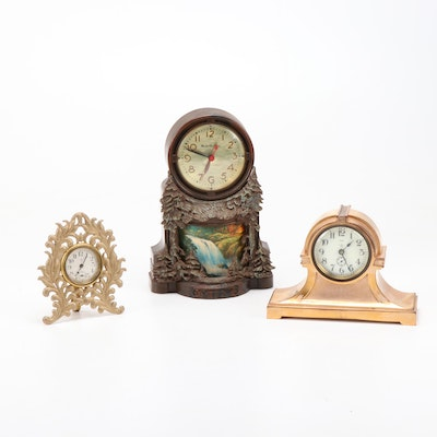 Ansonia, Master Crafters and Gilbert Clocks