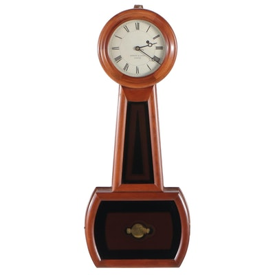 Howard & Davis Banjo Clock