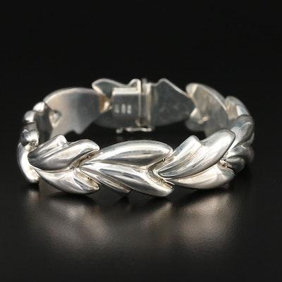 Milor Sterling Silver Bracelet