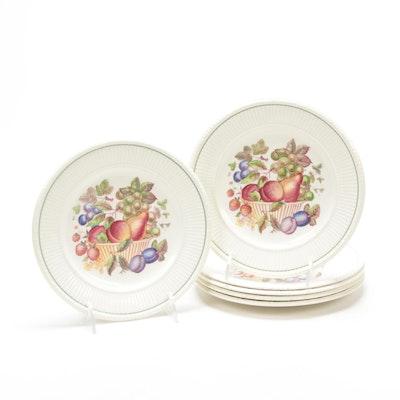 "Set of Six Wedgwood ""Wentworth"" Salad Plates, 20th Century"