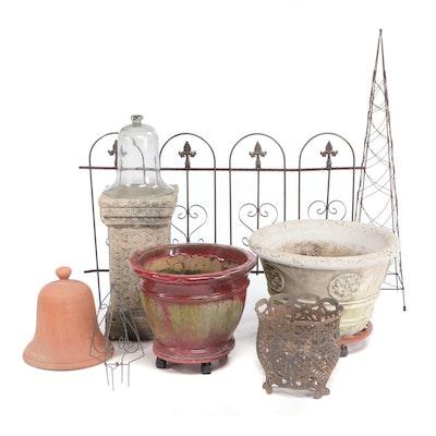 Contemporary Garden Ornaments