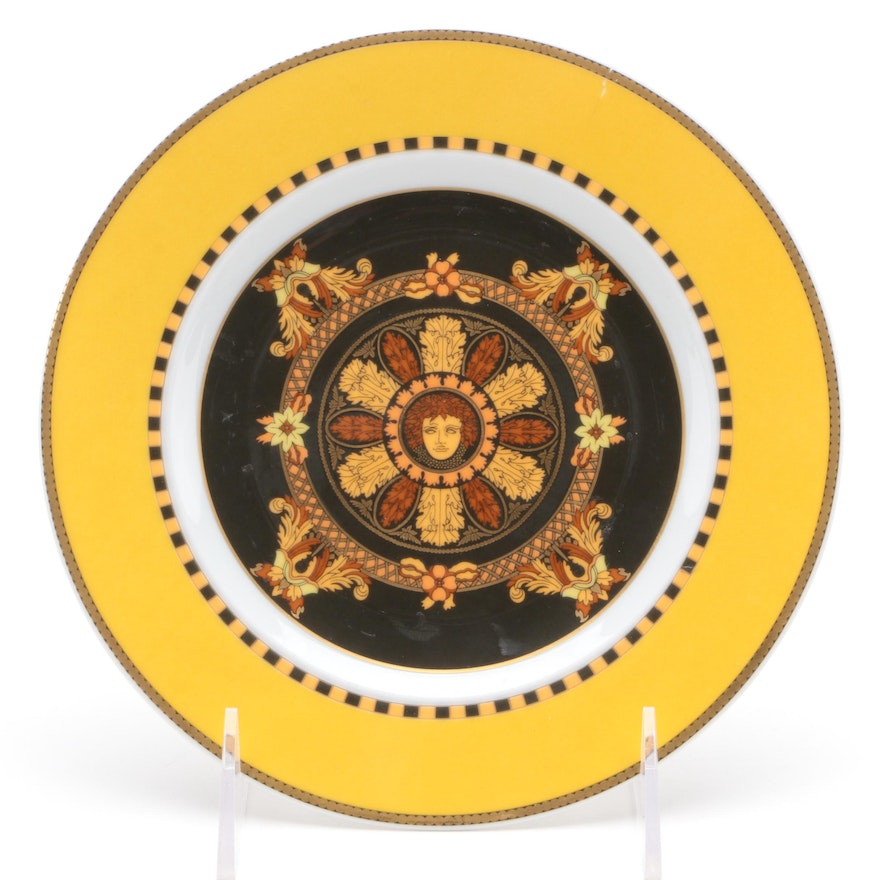 """Rosenthal for Versace """"Barocco"""" Cabinet Plate"""