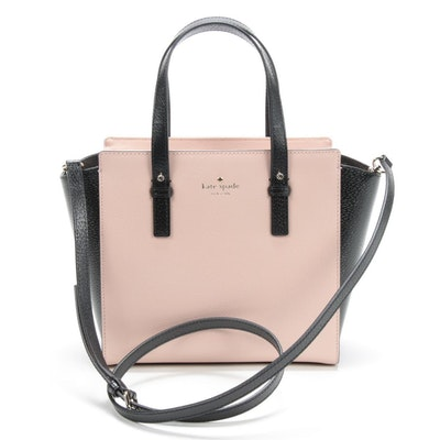Kate Spade New York Grand Street Colorblock Leather Hayden Convertible Bag