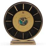 Accutron Bulova Spaceview Desk Clock