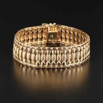 Milor 14K Yellow Gold Bracelet
