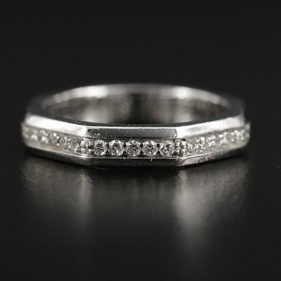 Audemars Piguet 18K White Gold Diamond Eternity Ring