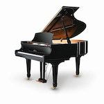 Young Chang G-185 Ebony Satin Grand Piano