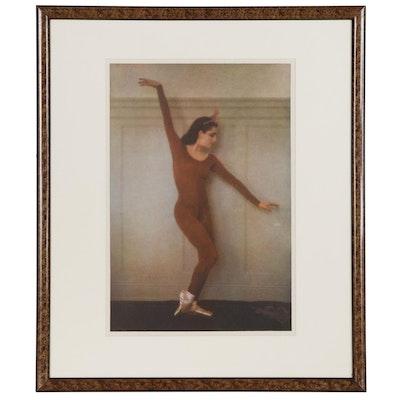 "Sheila Metzner Atelier Fresson Photographic Print ""Ballerina"", 1984"
