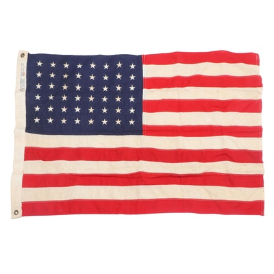 48 American Flag by Bull Dog Bunting