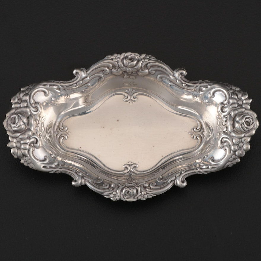 Wallace Sterling Individual Nut Bowl