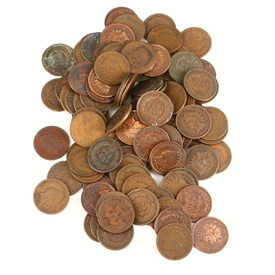 113 Indian Head Cents