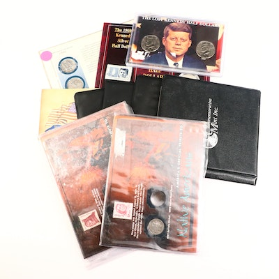 Eleven U.S. Coin Sets, Including Silver