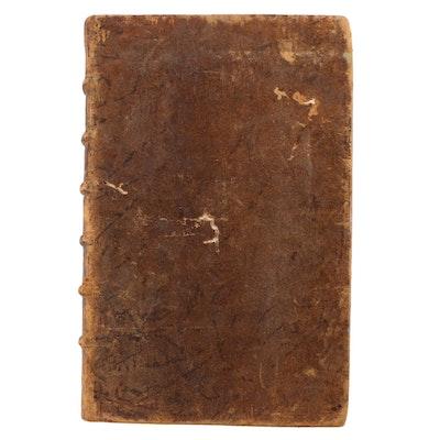 """1684 """"Amadis, Tragedie en Musique"""" by Jean-Baptiste Lully"""
