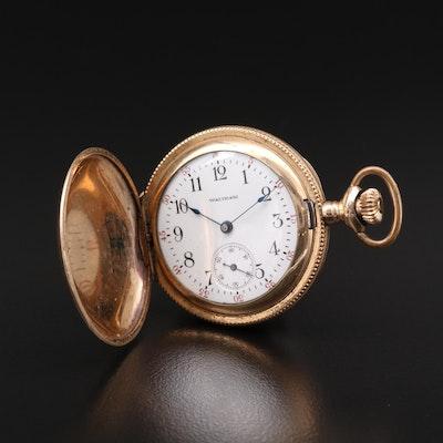 Waltham Hunting Case Pocket Watch, 1907