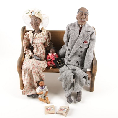 "Karen Germany ""Daddy's Long Legs"" Figurines"