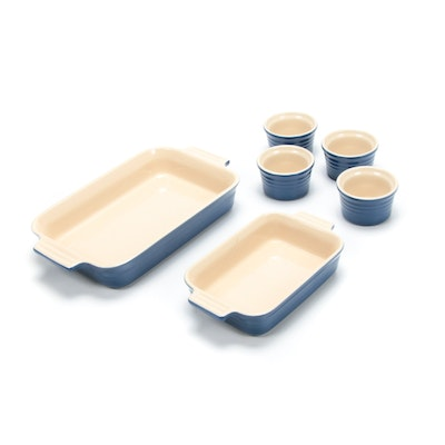 Le Creuset Marseille Stoneware Baking Dishes and Ramekins