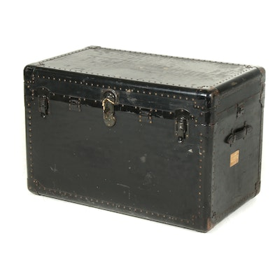 "Hartmann ""Gibraltarized"" Steamer Trunk, Early 20th Century"