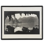 Digital Print of Seascape with Boats